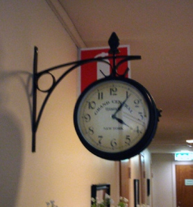 En klocka som tydligen finns i många länder