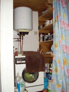 Utsikt från en toastol.