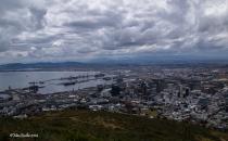 Cape Town från Signal Hill
